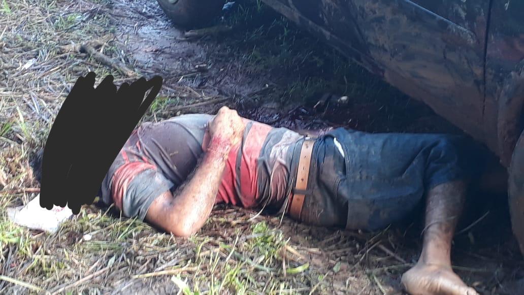 Homem de 37 anos é brutalmente assassinado nas proximidades do Lixão em Pinheiro-MA