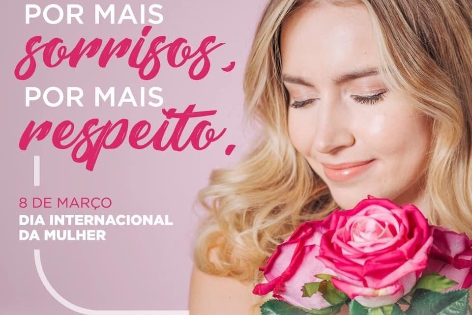 Dia internacional da mulher – Confira a mensagem do deputado estadual Dr Leonardo Sá