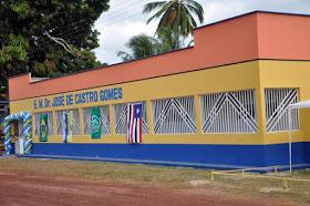 Presidente Sarney – Prefeitura realiza reformas e melhorias nas escolas para volta às aulas