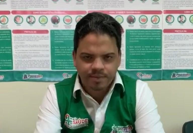 Luciano Genésio não aceita ajuda de empresário Pinheirense, e vai gastar dinheiro que deveria ser investido com outras finalidades no combate a COVID-19