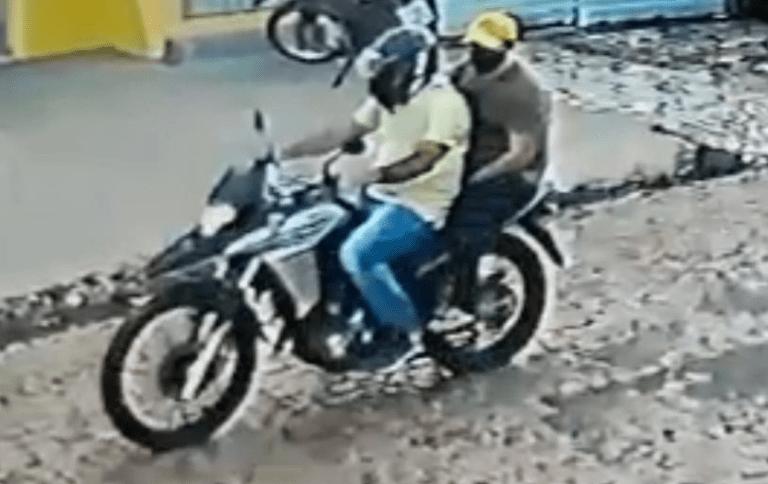 Imagens de suspeitos de executarem professor em Viana são divulgadas e polícia ouve testemunhas