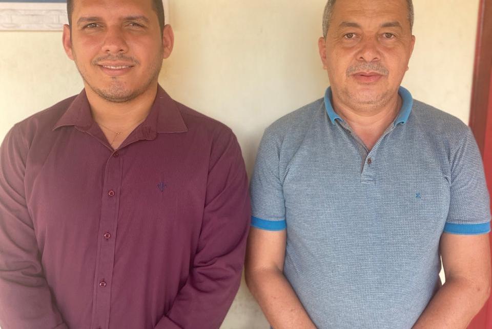 Prefeito Jadilson estuda implantação de posto do Detran no município de Mirinzal-Ma