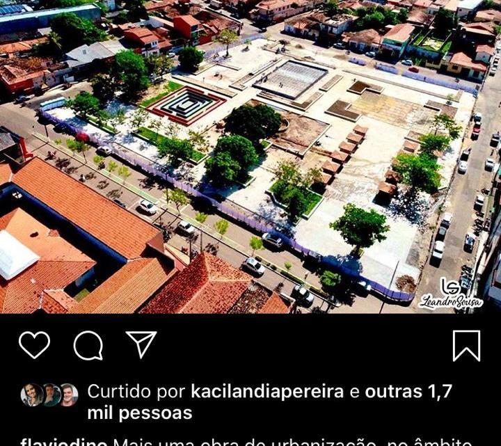 Vergonha – Governador Flávio Dino e deputado Leonardo Sá desmentem prefeito Luciano Genésio em Pinheiro