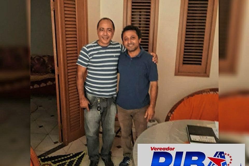 Eleições 2020 – Vereador Riba do Bom Viver segue recebendo apoio de grandes lideranças em Pinheiro