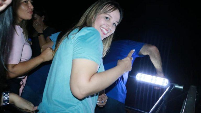 Pesquisa EMET: Detinha dispara e já é a 4ª colocada em São Luís