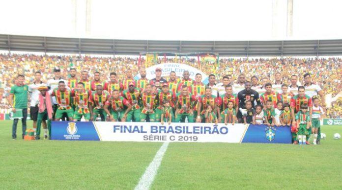 """Sampaio é um dos clubes com mais """"seguidores"""" nas redes sociais"""