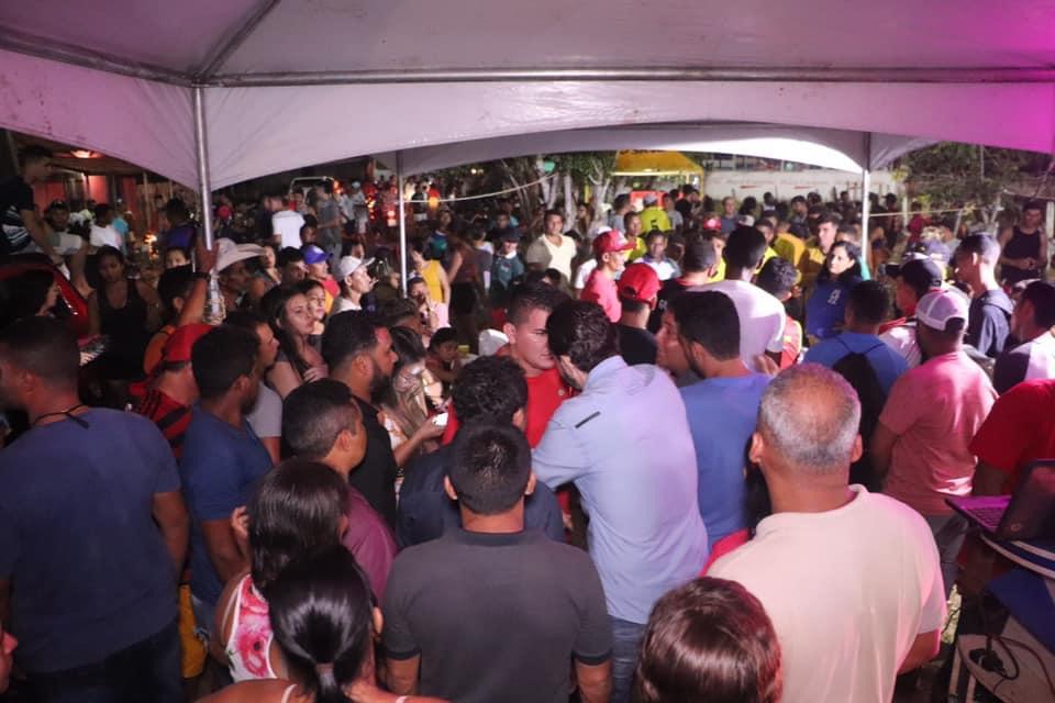 Torneio da Amizade reúne grande multidão no último final de semana, no povoado Bom Viver
