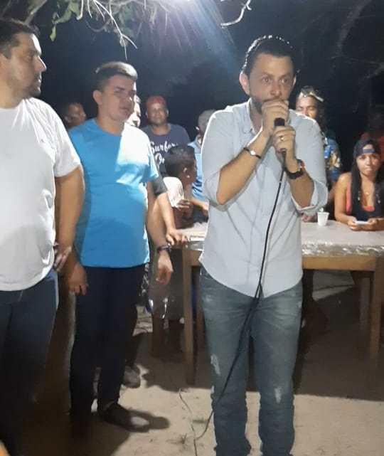 Leonardo Sá diz que Luciano Genésio, foi um produto falso vendido ao povo de Pinheiro