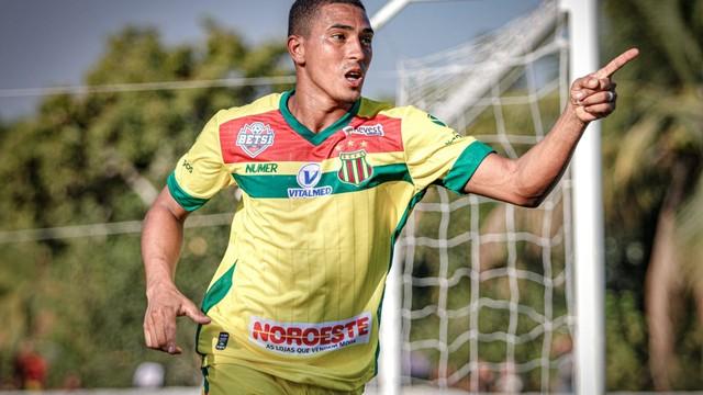 Sampaio volta a golear o Juventude e sai na frente no primeiro duelo da semifinal do Maranhense