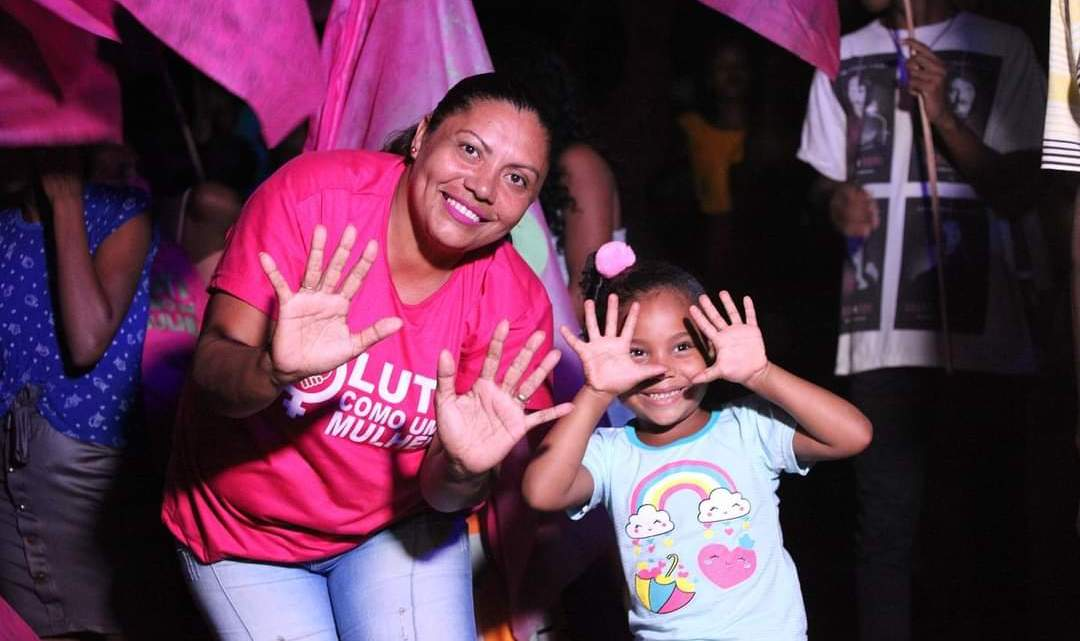 Prefeita eleita – Fechinha agradece votação, e diz que irá fazer uma gestão voltada para o desenvolvimento e assistencialismo em Central do Maranhão