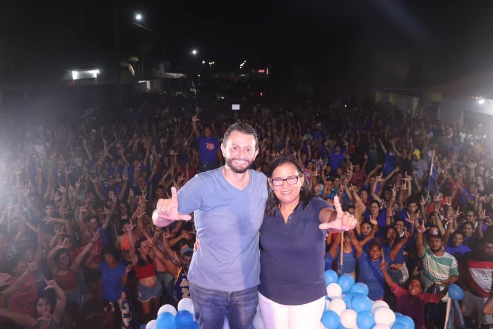 Após fechar uma campanha limpa e sem baixarias, Leonardo Sá é o favorito a vencer as eleições em Pinheiro