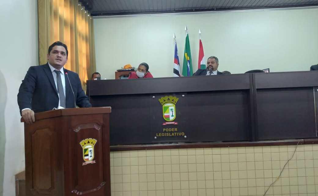 Vereador Felipe de Chicão solicita através de requerimento, que prefeitura de Pinheiro recupere Barragem que dá acesso ao povoado Cerro