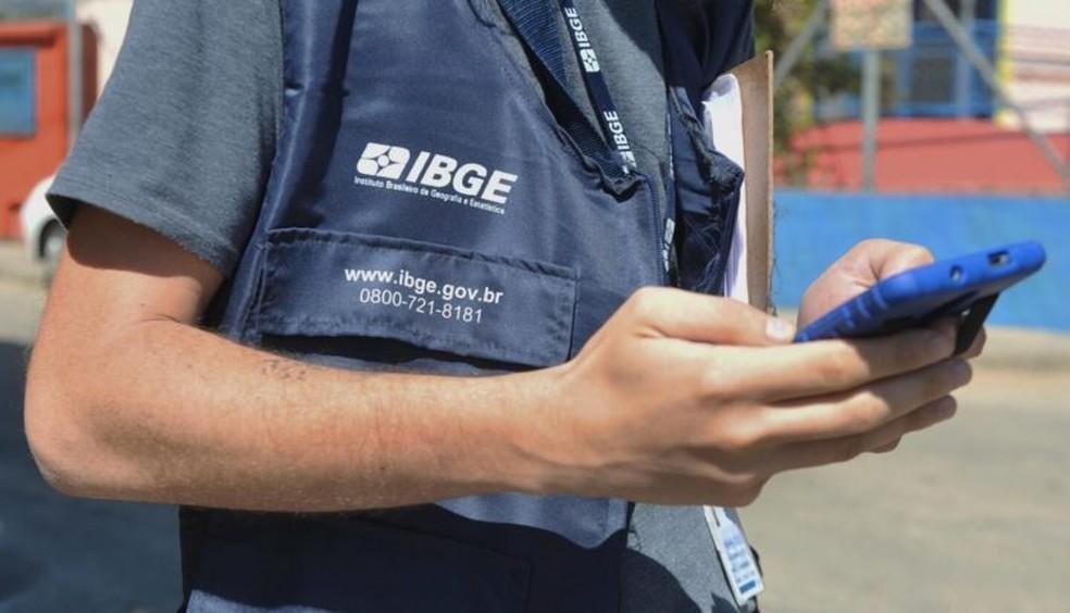 Começam inscrições para mais de 5 mil vagas de recenseador do IBGE no Maranhão