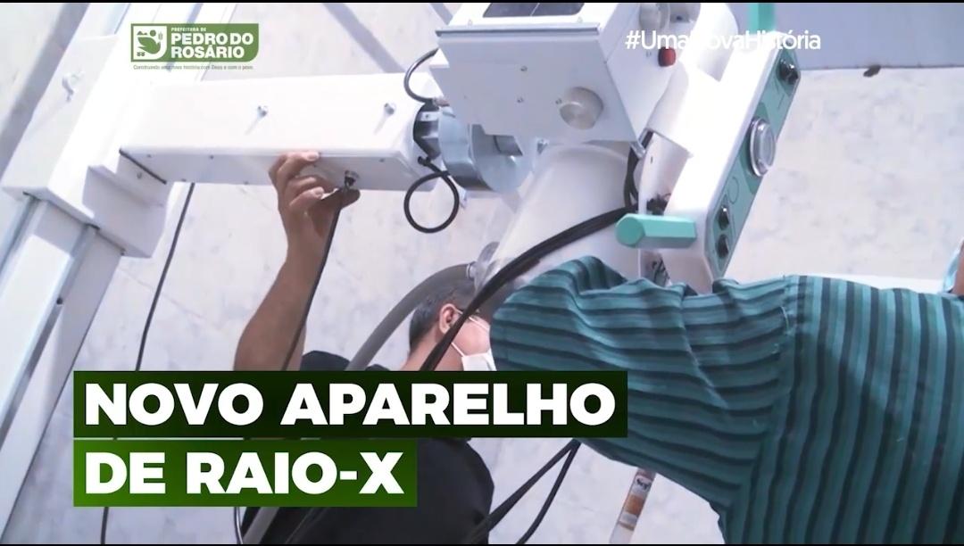 Gestão do prefeito Toca Serra proporciona novo momento para a saúde de Pedro do Rosário