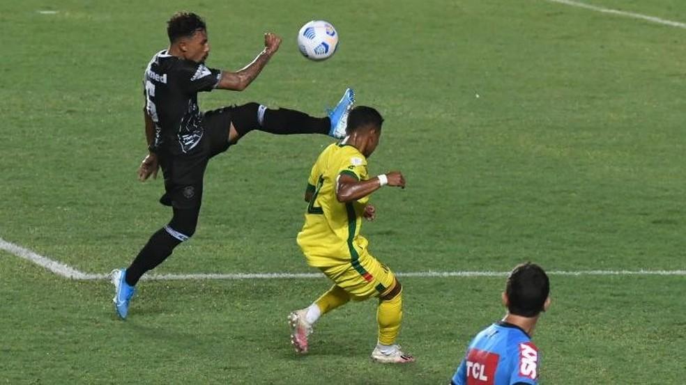 Sampaio perde de virada para o Rio Branco-ES, e é eliminado logo na 1ª fase da Copa do Brasil
