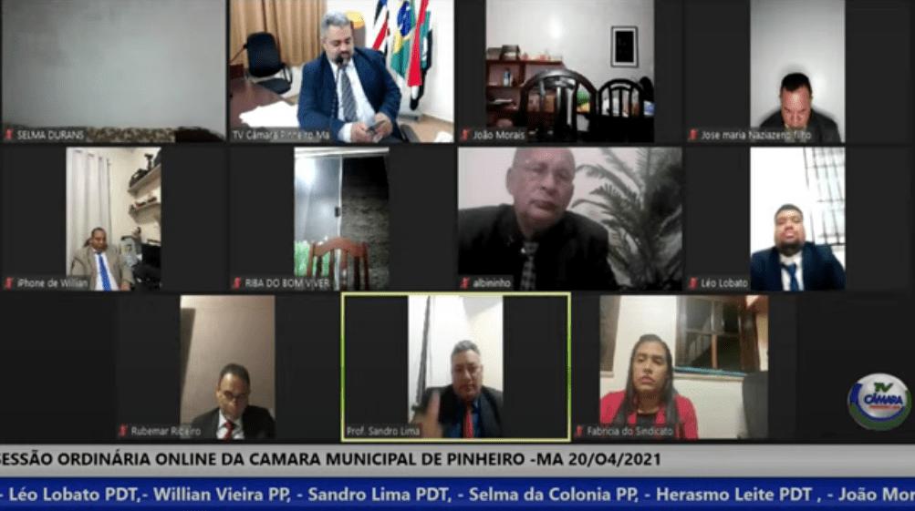 Pinheiro – Vereador Sandro Lima pede que garis sejam inclusos na lista de prioridade para receber vacina contra Covid-19
