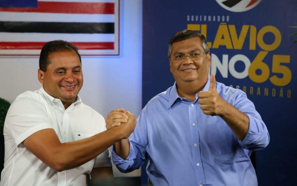 Weverton faz ameaça velada a Flávio Dino