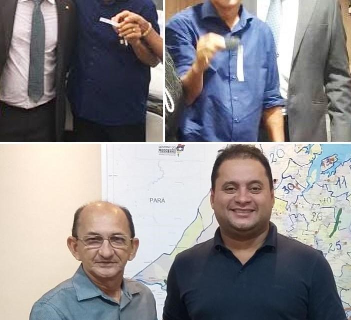 Polícia Federal diz que prefeito do PDT, aliado de Weverton, desviou R$ 5,7 milhões que deveriam ser utilizados no combate à Covid-19