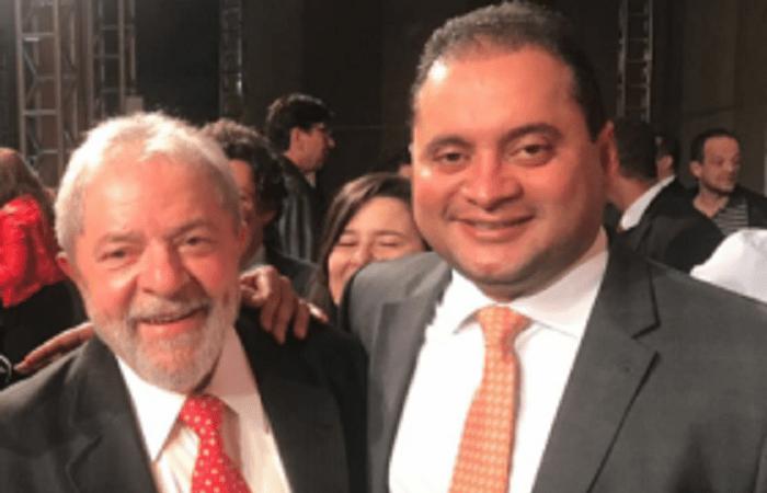 Desesperado, Weverton tenta forçar reunião com Lula, em Brasília