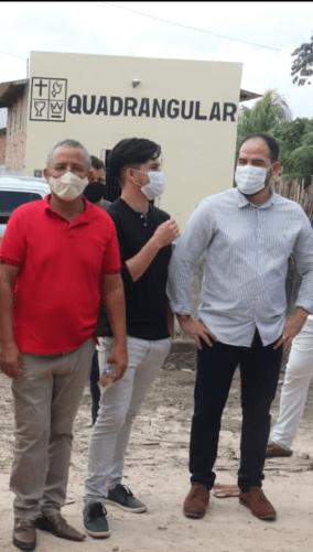 Vereador Ribinha Sampaio comemora liberação de recurso para construção de Hospital em Turilândia, e diz que essa sempre foi uma grande luta sua