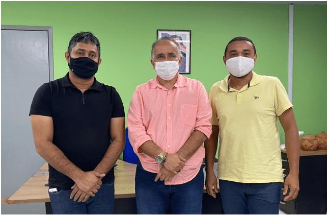 Após reunião com presidente da Agerp, prefeito Toca Serra anuncia investimentos na agricultura de Pedro do Rosário