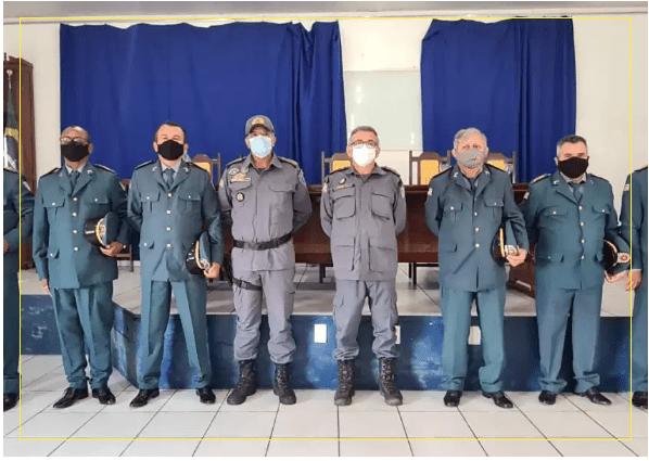 Pinheiro – 10º BPM realiza formatura alusiva aos 185 anos da Polícia Militar e premia PMs