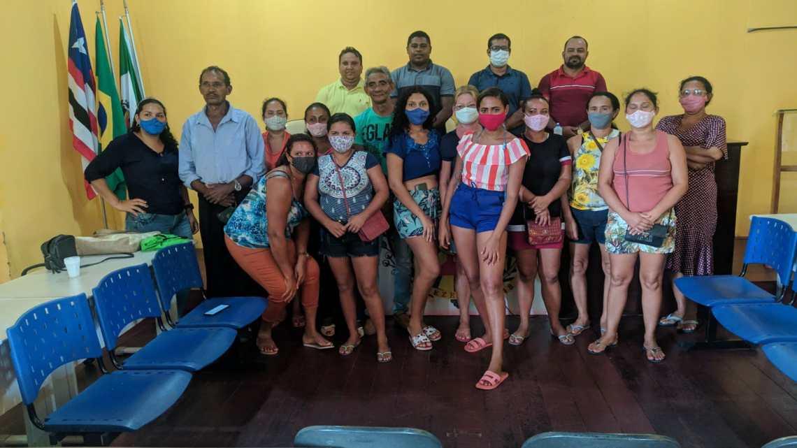 Câmara de vereadores recebe pais de alunos, que reivindicam transporte escolar para a zona rural de Alcântara
