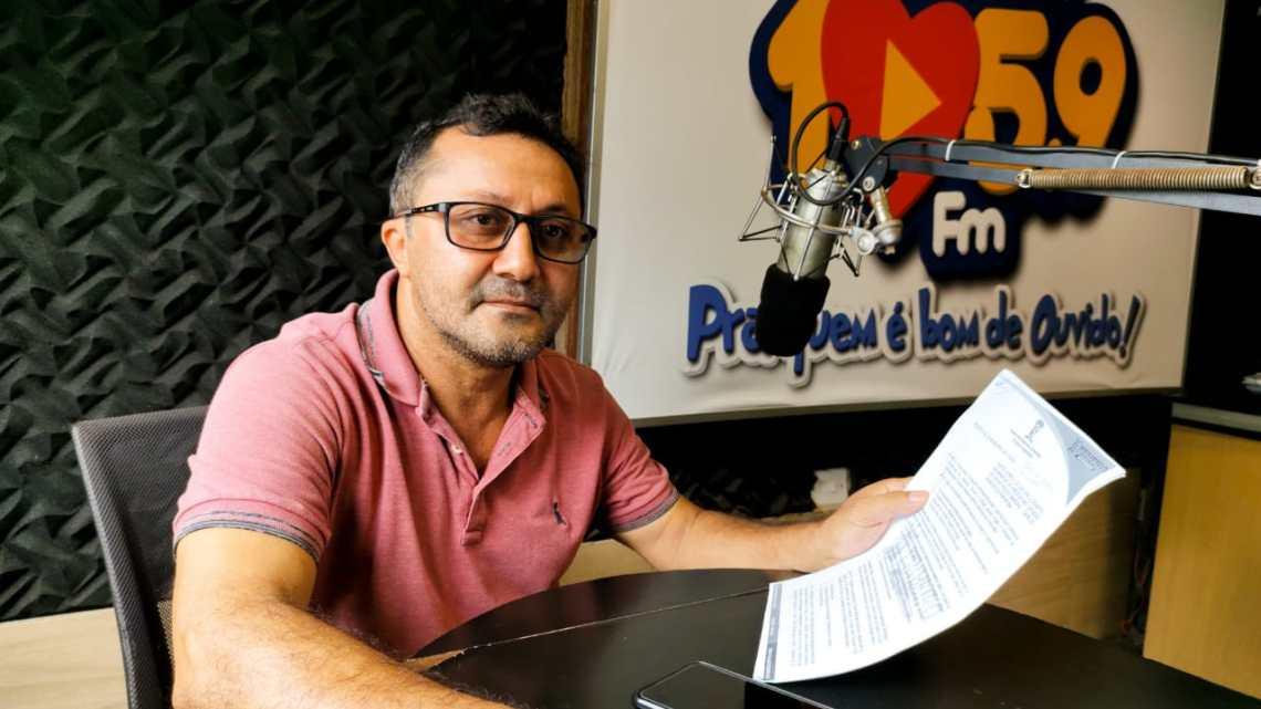 Pinheiro – Vereador Riba do Bom Viver solicita a construção de um posto de saúde no bairro Bubalina