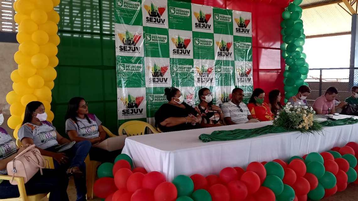 Prefeitura de Pedro do Rosário realiza 1° semana Educacional da Juventude