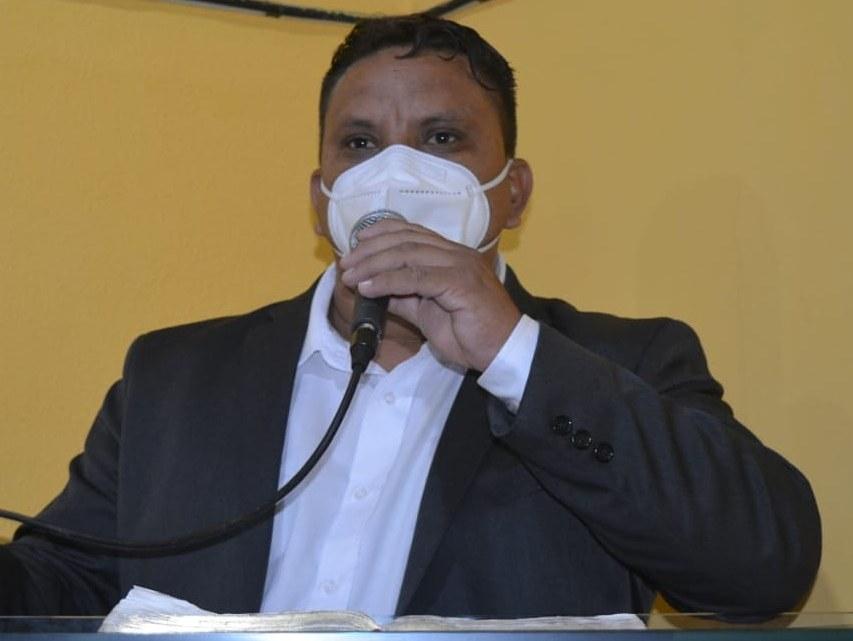 Alcântara – Vereador Miecio Macedo pede que gestão Municipal busque providência junto à empresa OI, para que serviços de telefonia móvel funcione na vila São João de Cortes