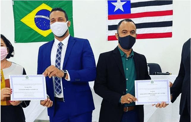 Modelo da gestão Municipal de Palmeirândia desagrada vice-prefeito Lúcio Henrique, que anuncia rompimento com Edilson da Alvorada