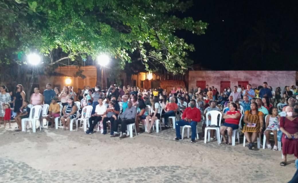 Vereadores Guterres Filho e Miecio Macedo, participam do Clamor pela Pátria no dia da Independência em Alcântara