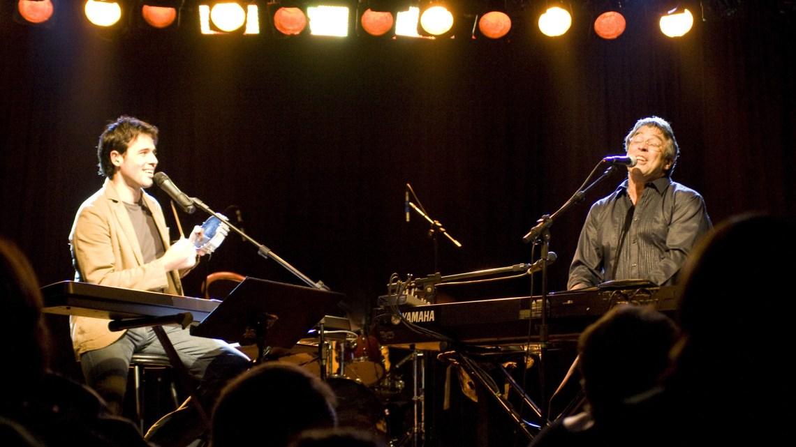 Ivan Lins e Claudio Lins: 1+1 (13/8/09)