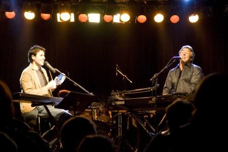 Ivan e Claudio Lins 2 - SHOW - Foto Giselle Costa