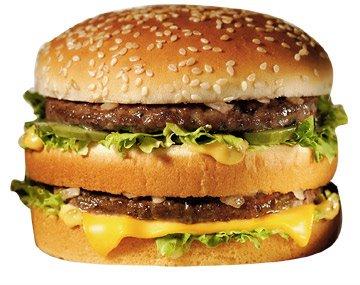O famoso Big Mac