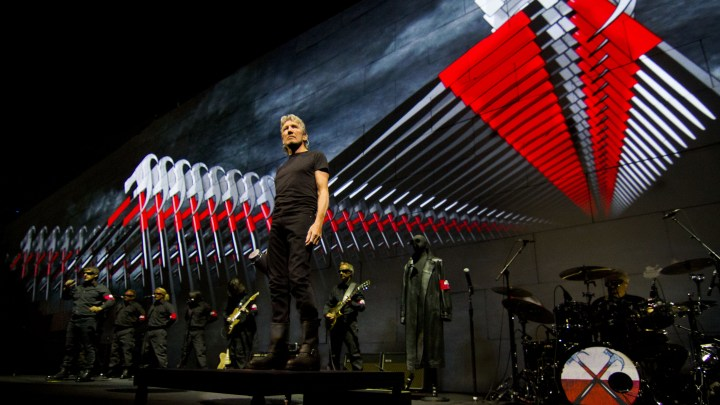 Roger Waters fará 7 shows em Buenos Aires