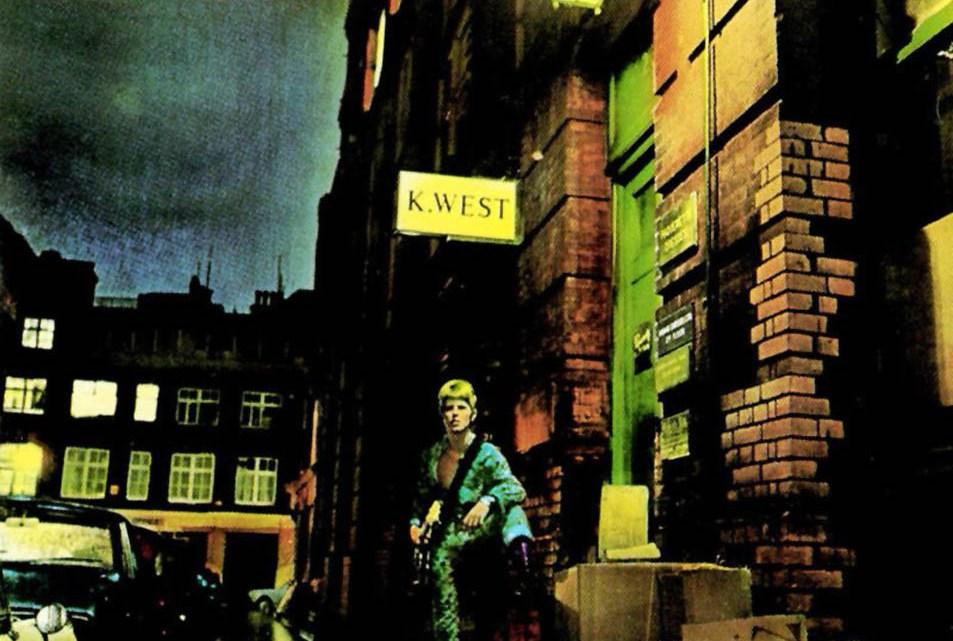 David Bowie comemora 40 anos de Ziggy Stardust com edição remasterizada