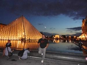 O Louvre I