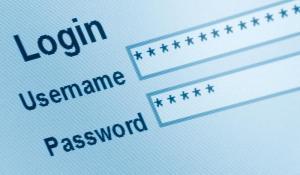 Login e Password