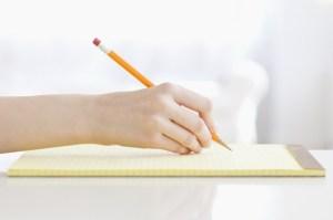 Escrevendo para si mesmo I