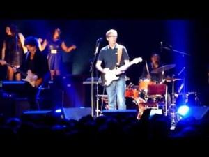 Eric Clapton ar RAL maio 2013