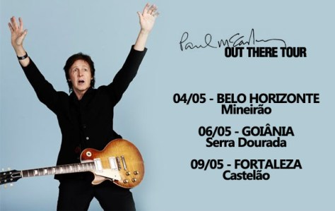 Paul Mccartney Out There