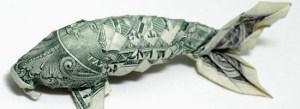 Criatividade x dinheiro