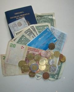 Variação do dólar II