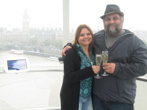 London Eye 2013 II
