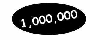 Um milhão
