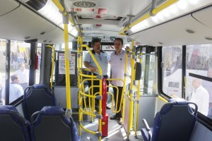 ônibus com ar RJ