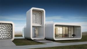 Edifício em 3D