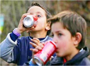 Crianças e refrigerante II