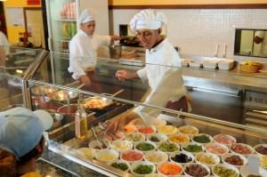 Spoleto ganha prêmio de culinária italiana